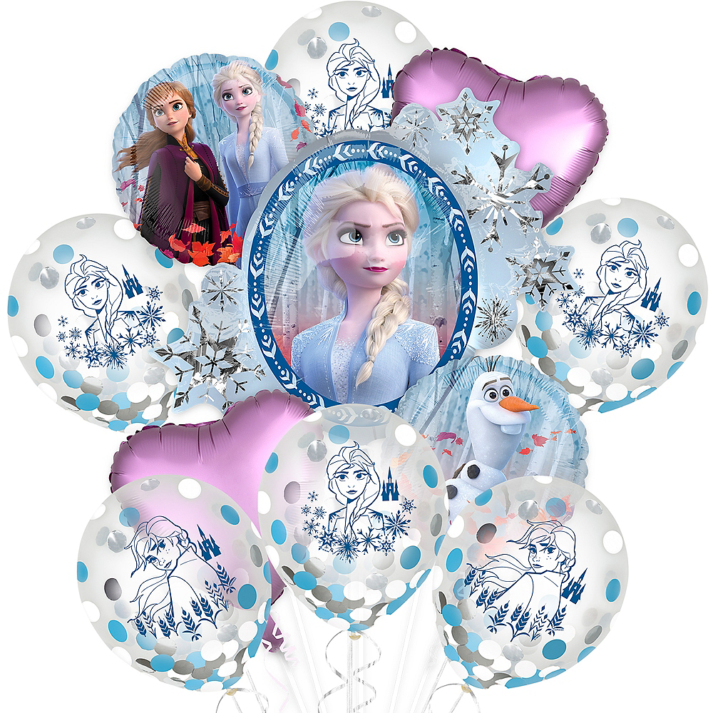 Frozen 2 Balloon Bouquet Kit