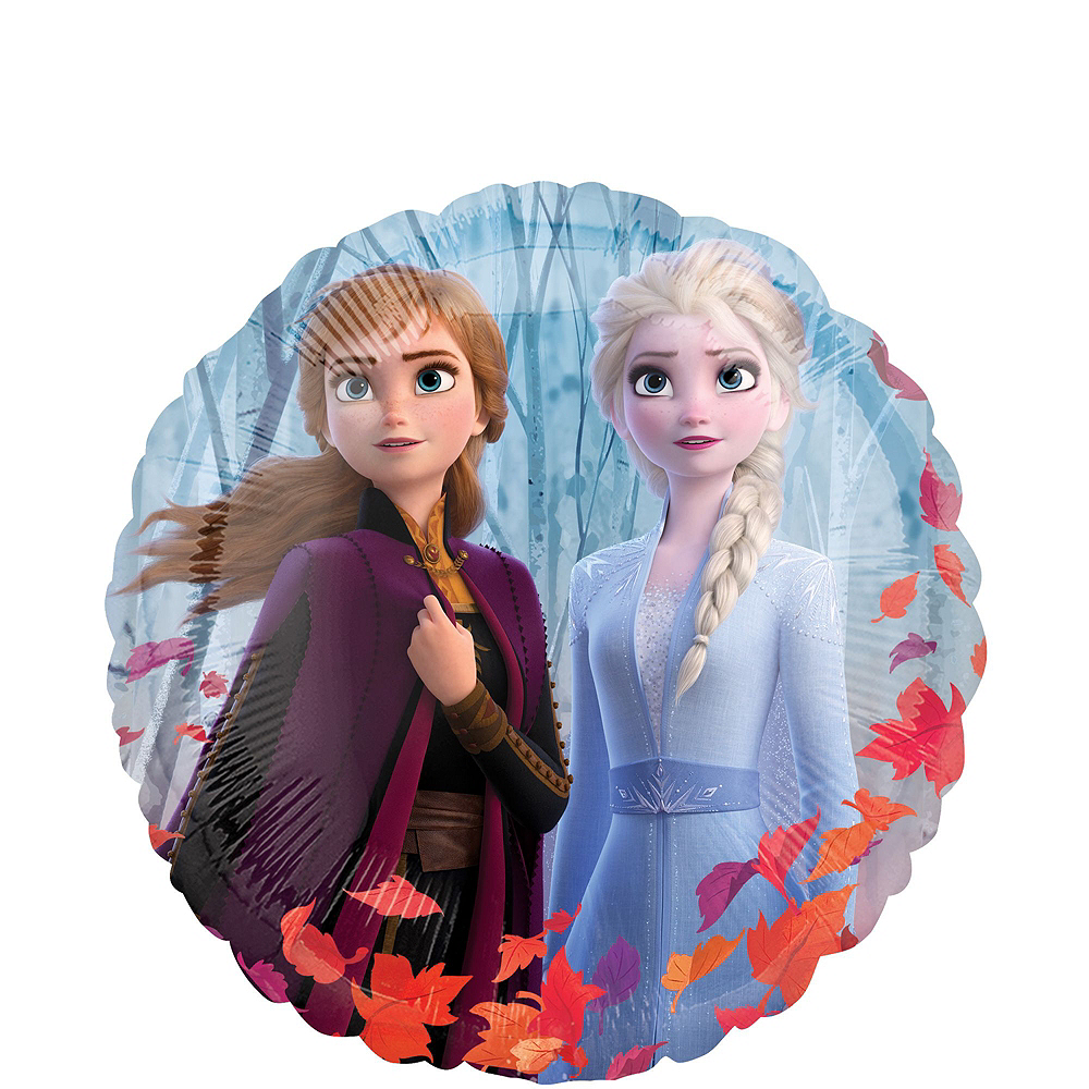 Frozen 2 Foil & Latex Balloon Kit Image #4