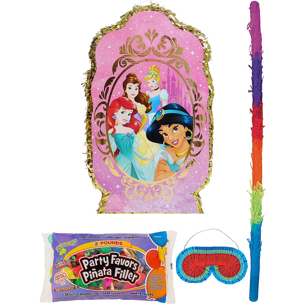 Giant Disney Princess Pinata Kit with Candy & Favors Image #1