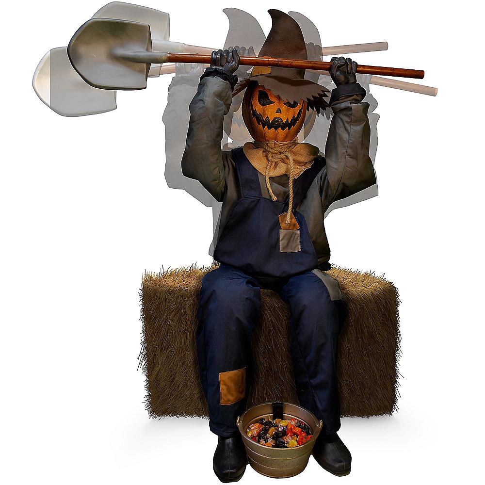 Animated Smiling Jack Greeter Image #3