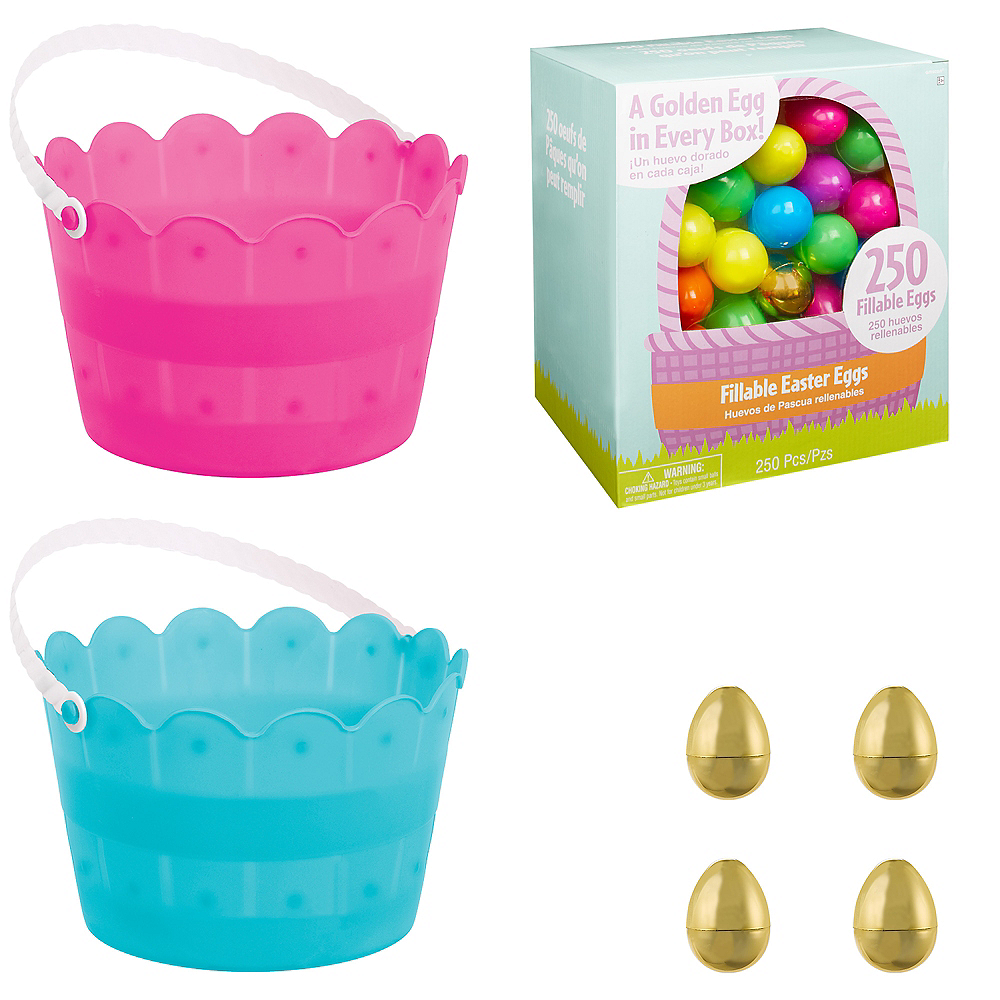 Egg Hunt Kit for 48 Guests Image #1