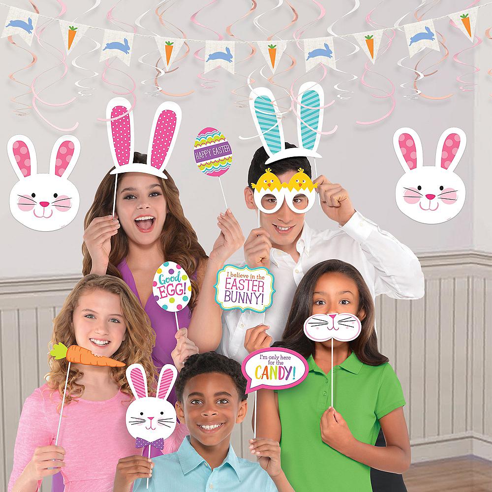 Hello Bunny Easter Photobooth Kit Image #1