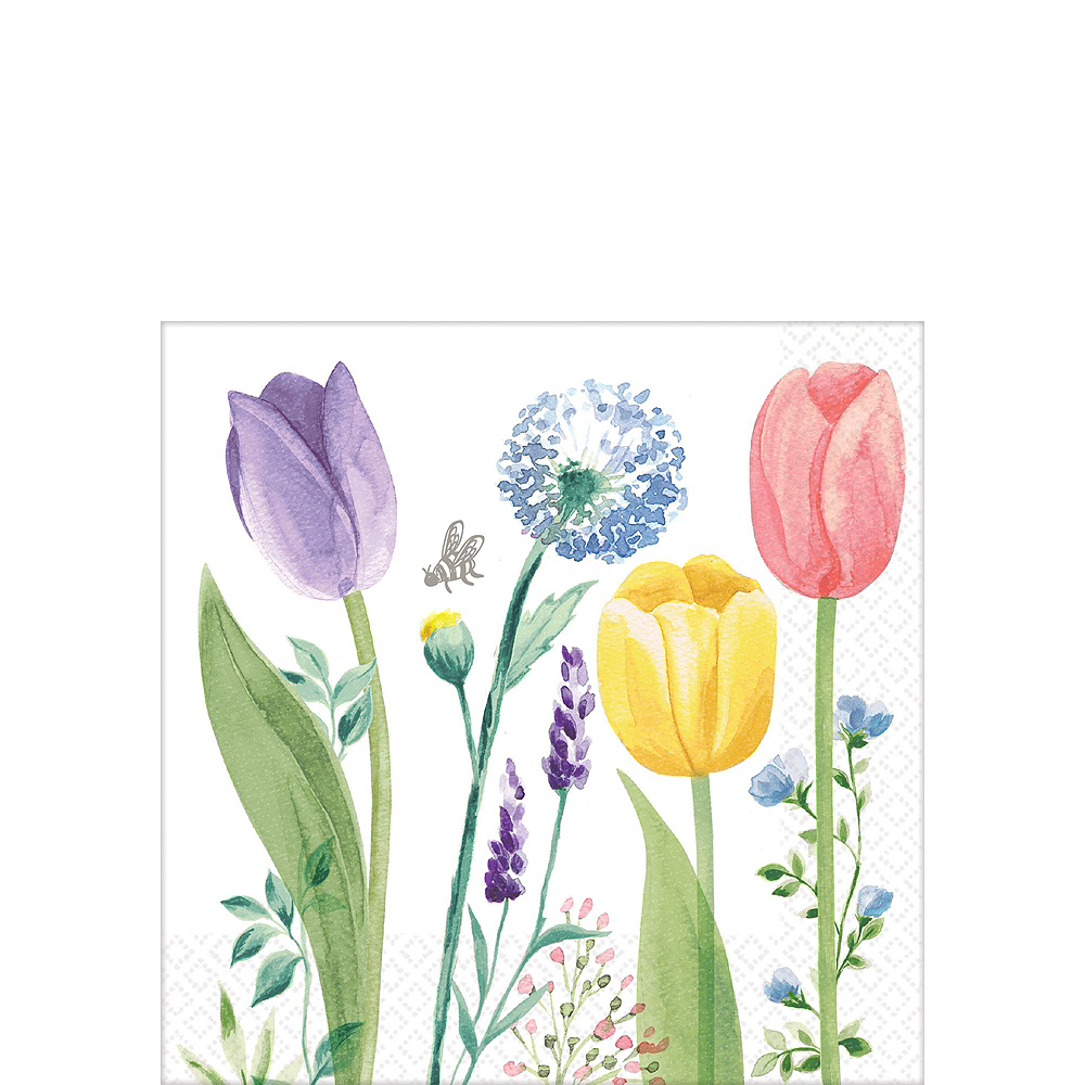 Tulip Garden Tableware Kit for 16 Guests Image #4