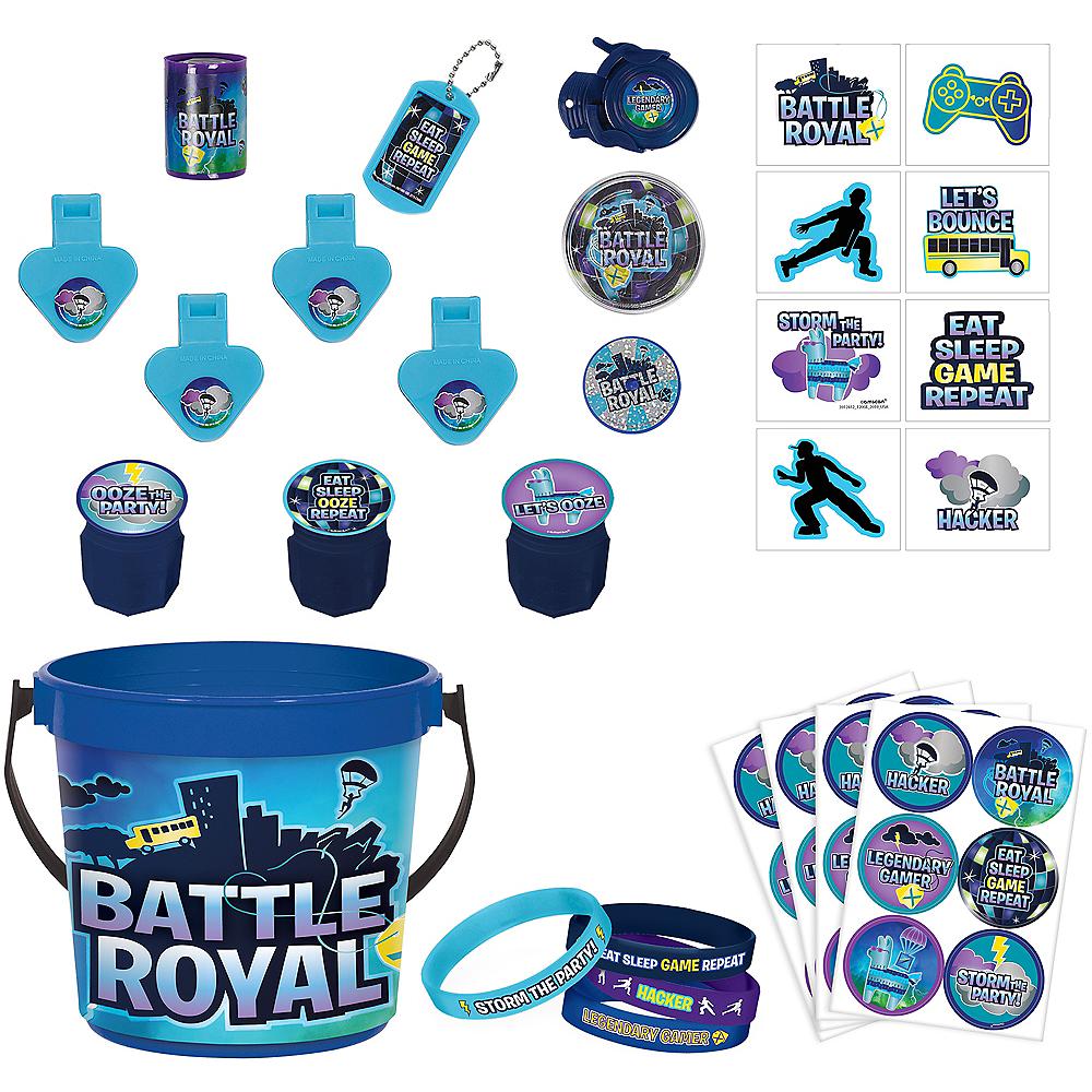 Battle Royal Ultimate Favor Kit for 8 Guests Image #1