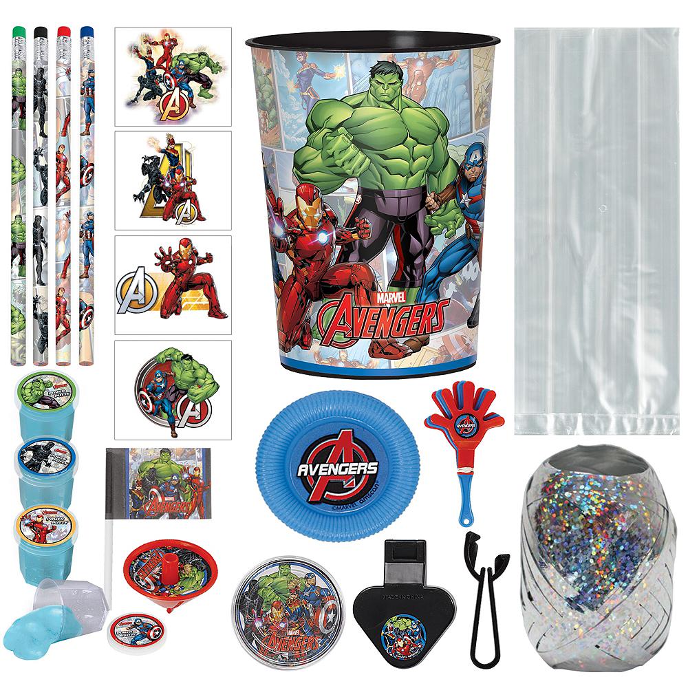 Marvel Powers Unite Super Party Favor Kit for 8 Guests Image #1