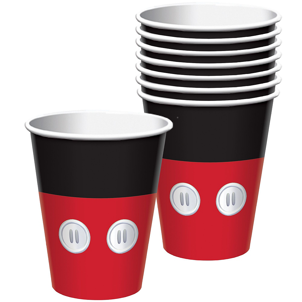 Mickey Mouse Forever Tableware Kit for 8 Guests Image #6