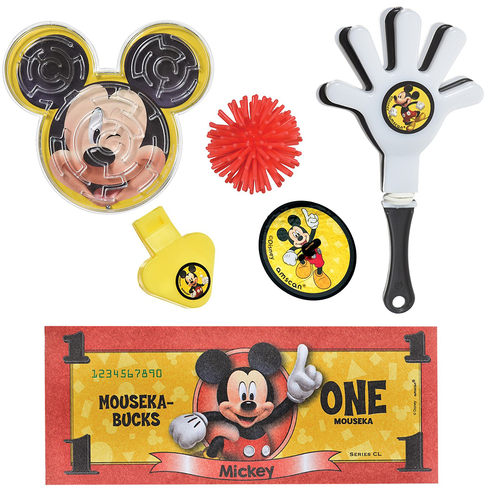 Mickey Mouse Forever Party Favor Kit for 8 Guests Image #3