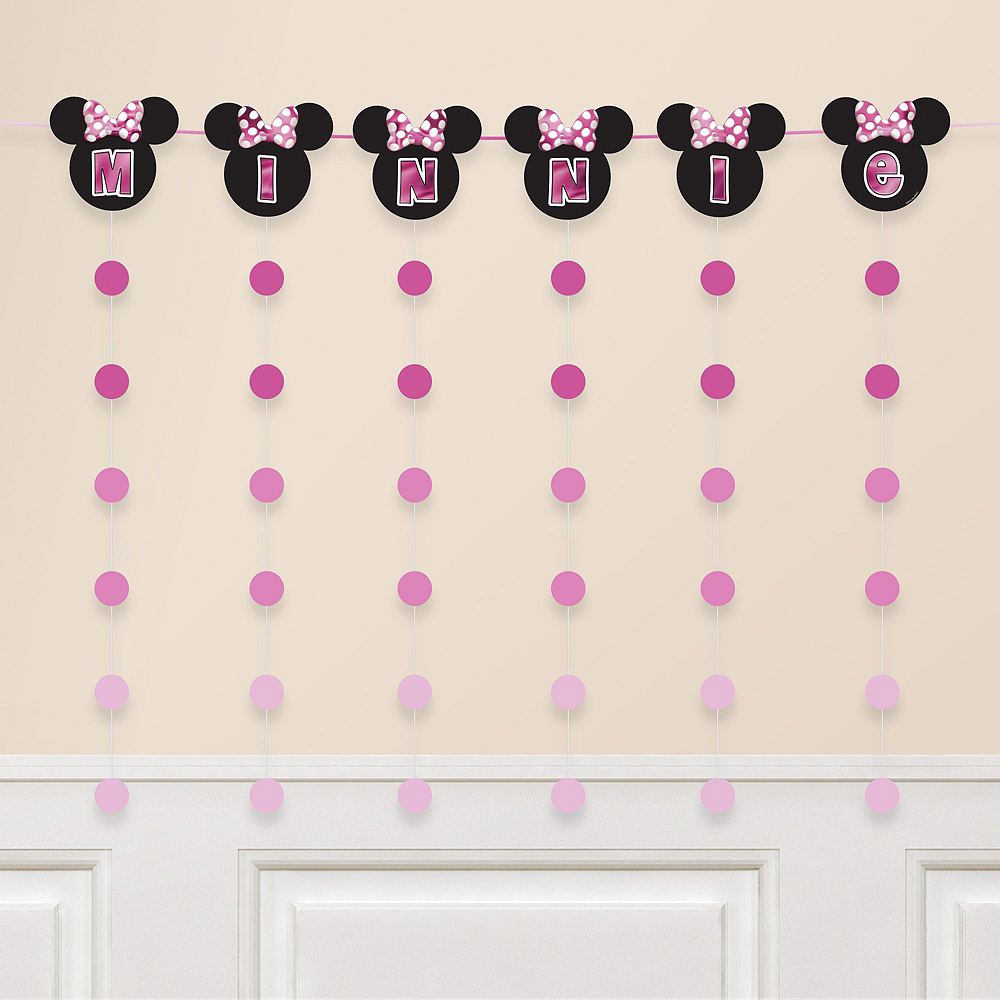 Minnie Mouse Forever Room Decorating Kit Image #3