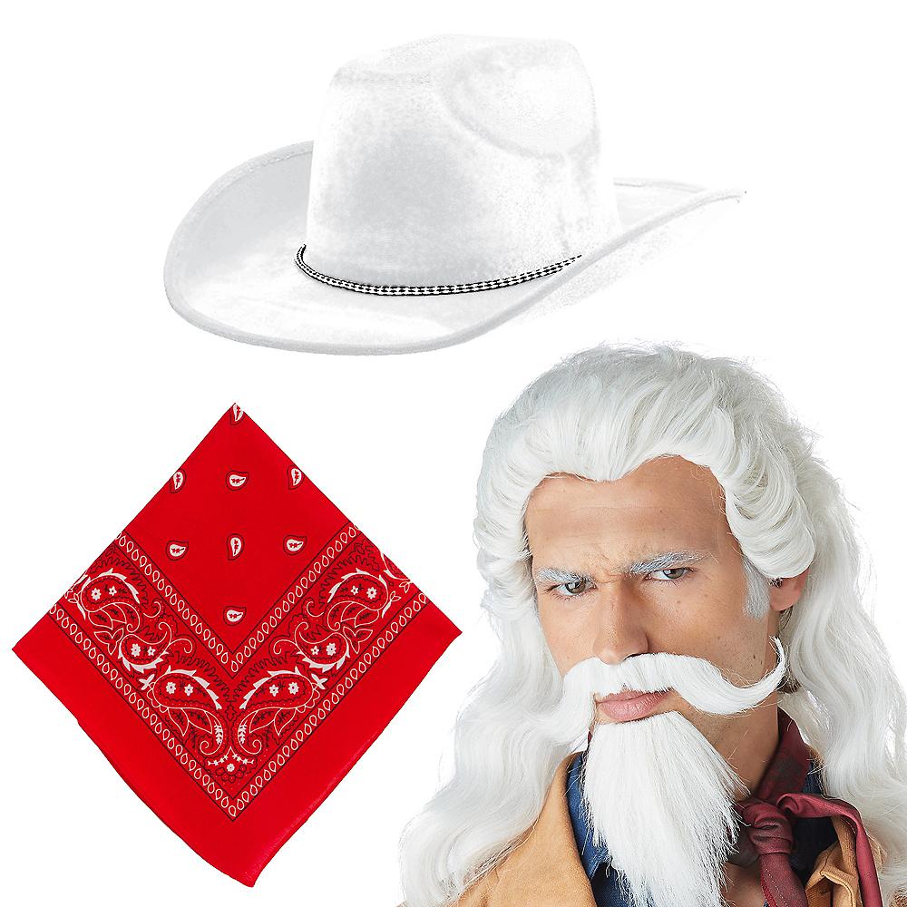 Buffalo Bill Costume Accessories Image #1