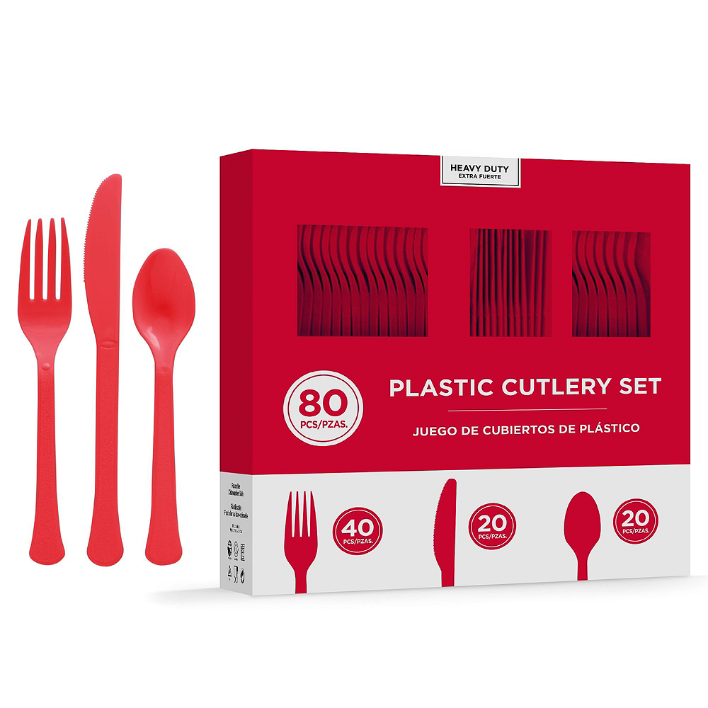 Rainbow Birthday Balloon Party Kit for 18 Guests Image #8