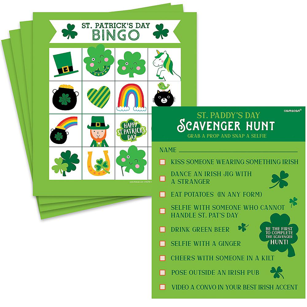 St. Patrick's Day Activity Set Image #1