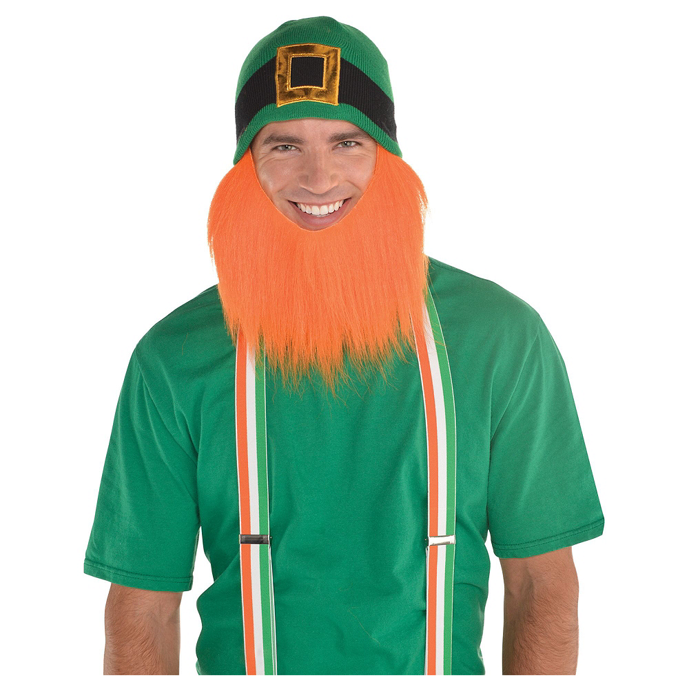 St. Patrick's Day Couple Costume Accessory Kit Image #5