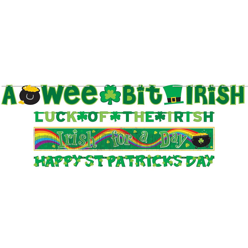 St. Patrick's Day Table Decorating Kit Image #2
