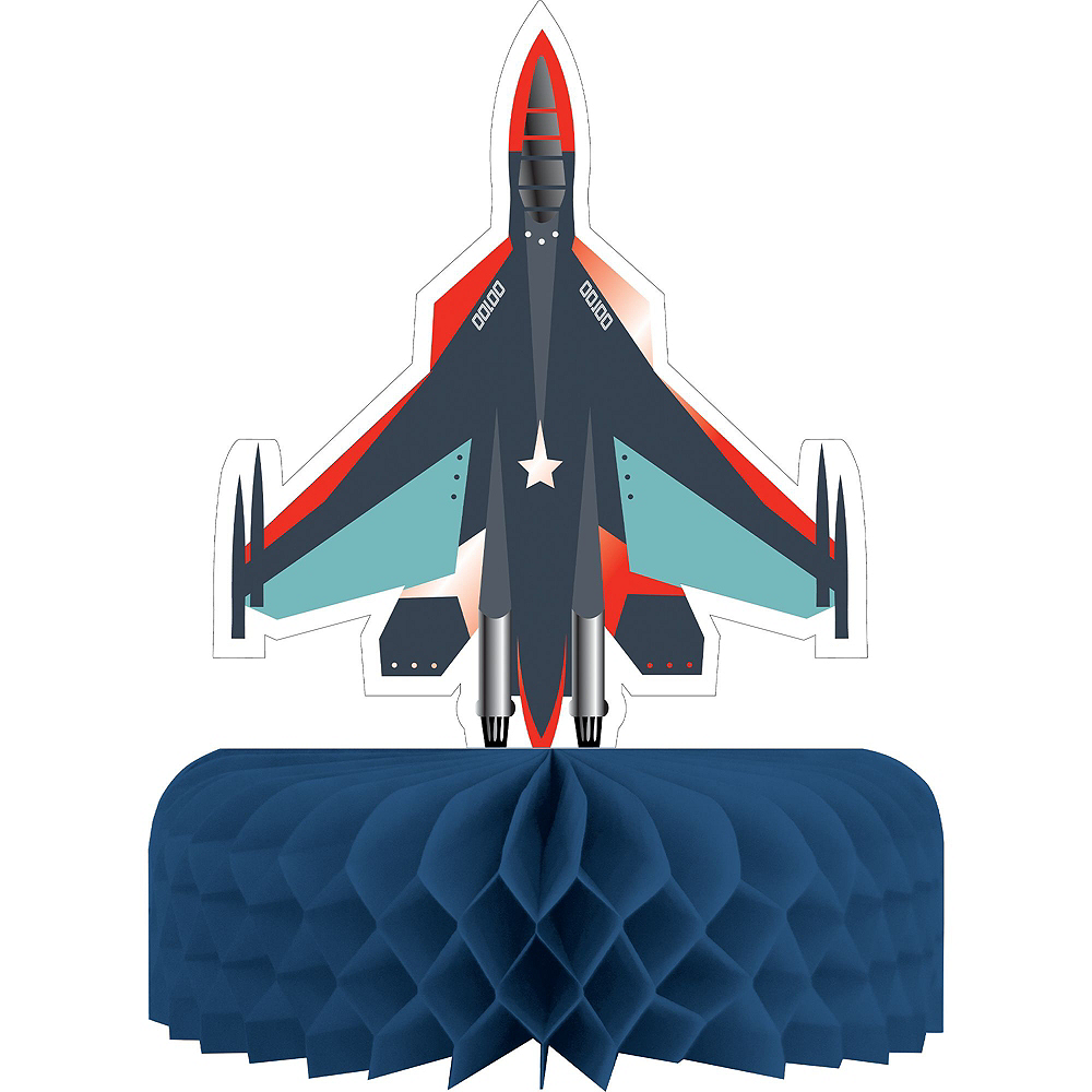 Fighter Jet Tableware for 16 Guests Image #9