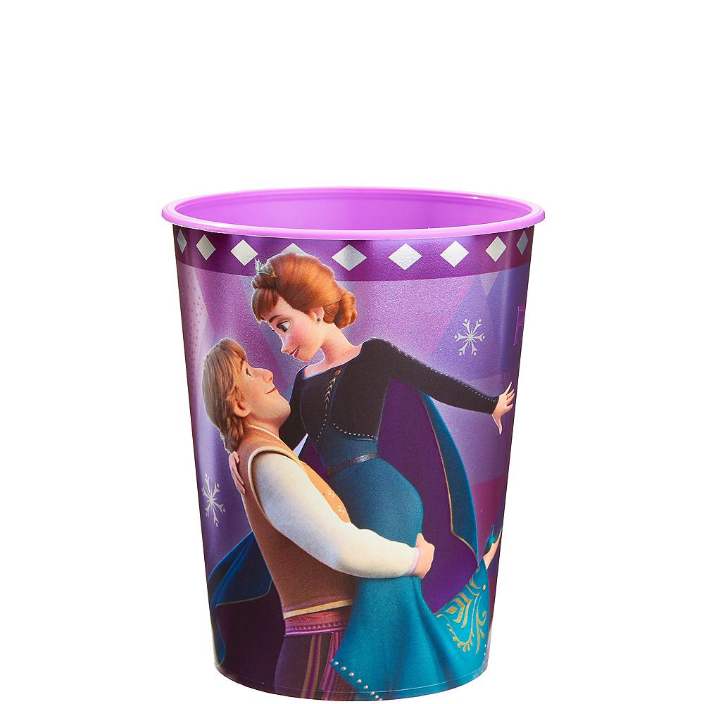 Metallic Anna & Kristoff Favor Cup - Frozen 2 Image #1