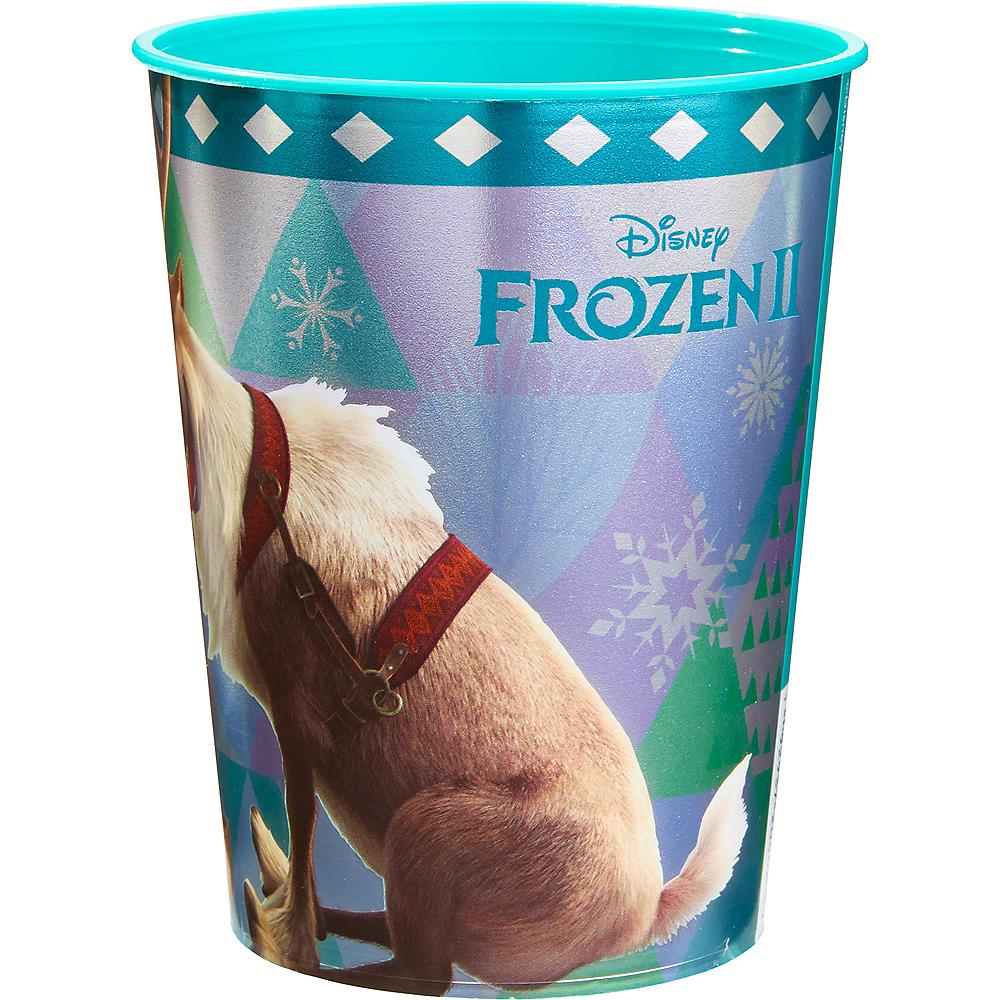 Metallic Olaf & Sven Favor Cup - Frozen 2 Image #2