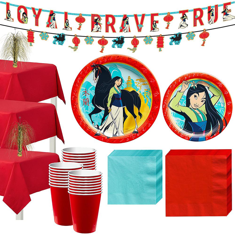 Mulan Tableware Kit for 24 Guests Image #1