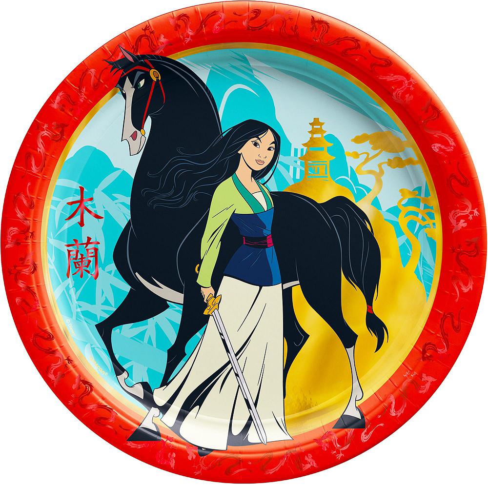 Mulan Tableware Kit for 24 Guests Image #3