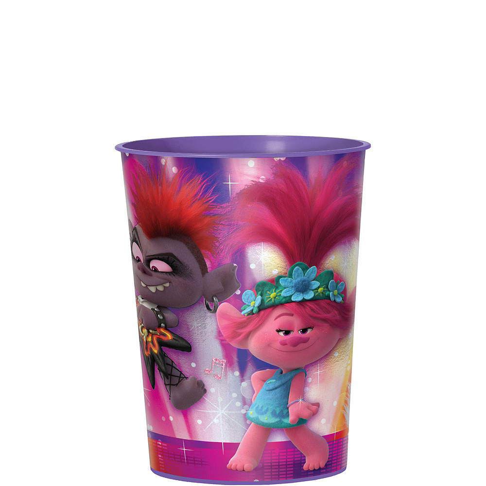 Trolls World Tour Super Party Favor Kit for 8 Guests Image #2