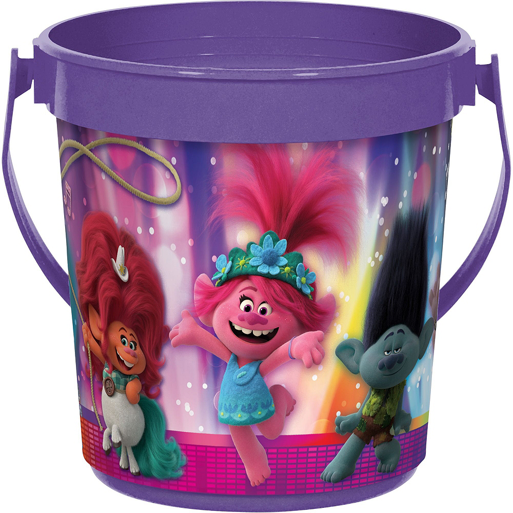 Trolls World Tour Ultimate Party Favor Kit for 8 Guests Image #3