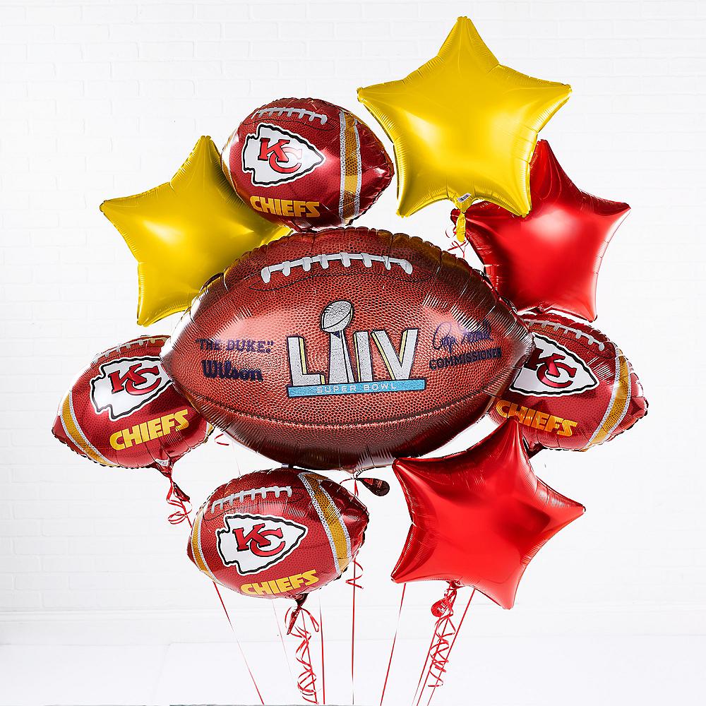 Super Bowl Kansas City Chiefs Balloon Kit Image #1