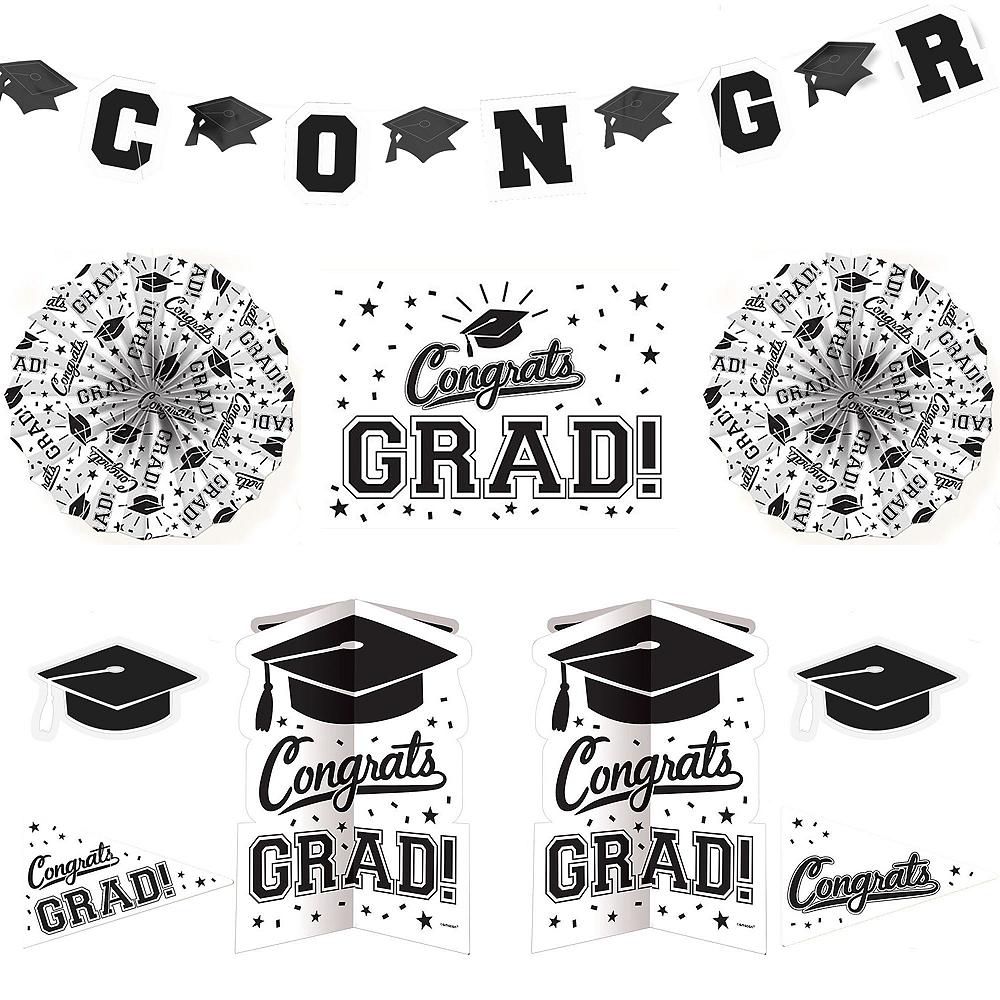 The World Awaits Graduation Party Super Decorating Kit Image #6