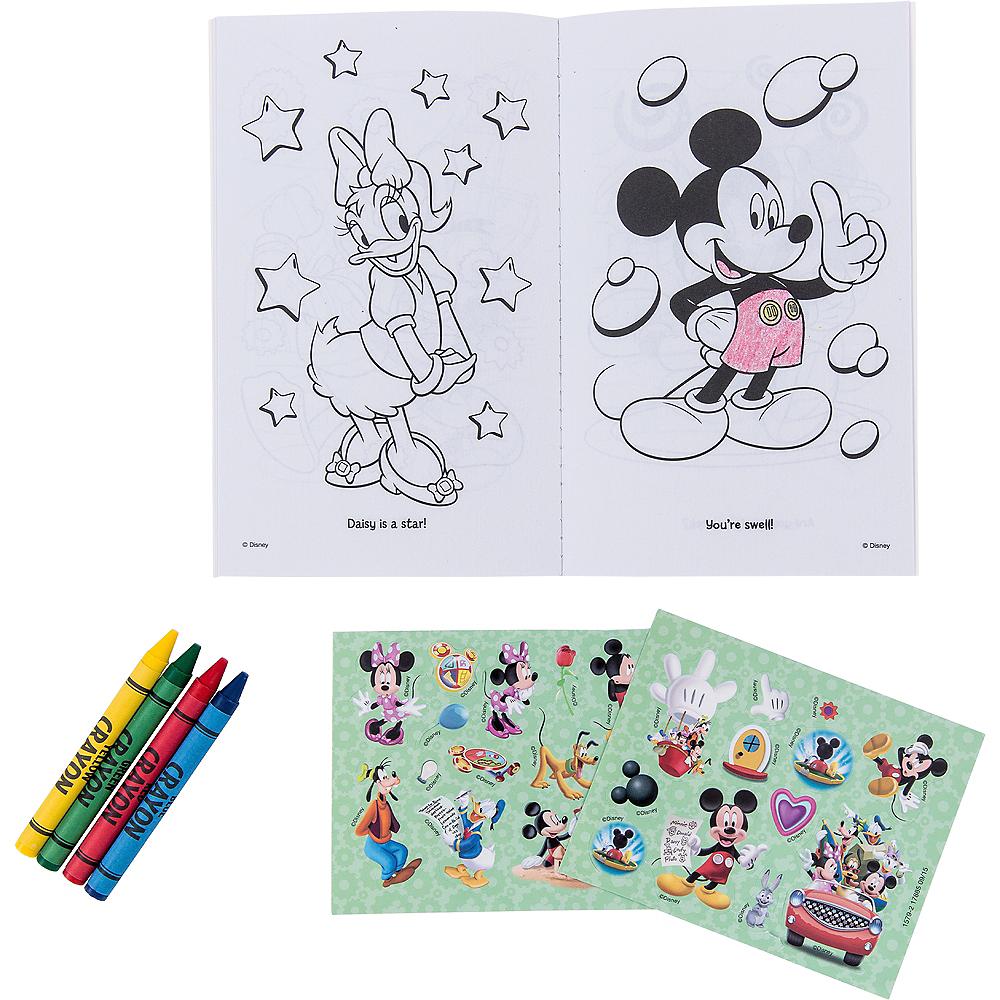 Mickey Mouse Activity Kits 12ct Image #2