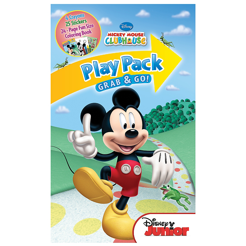 Mickey Mouse Activity Kits 6ct Image #1
