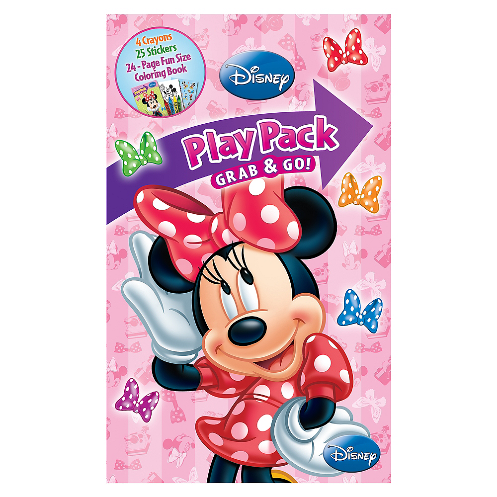 Minnie Mouse Activity Kits 12ct Image #1