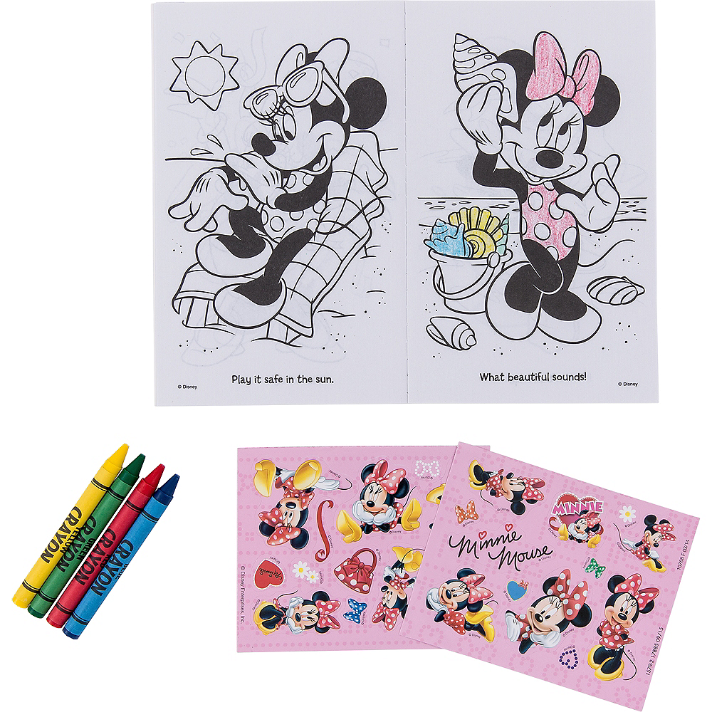 Minnie Mouse Activity Kits 12ct Image #2