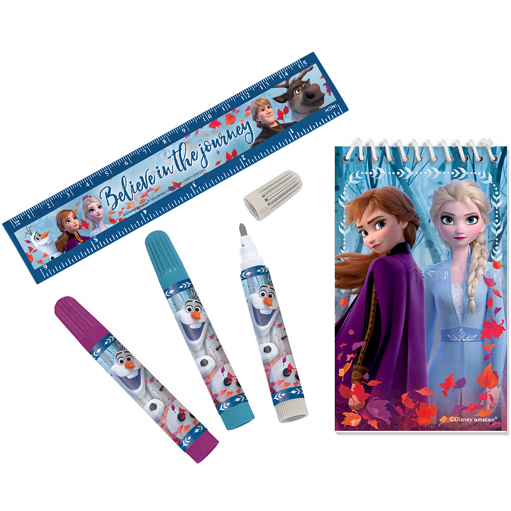 Frozen 2 Stationery Sets 6ct Image #1