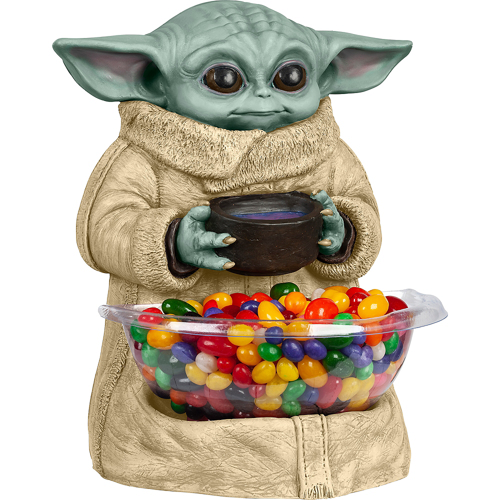 The Child Mini Candy Bowl Holder - Star Wars The Mandalorian Image #2