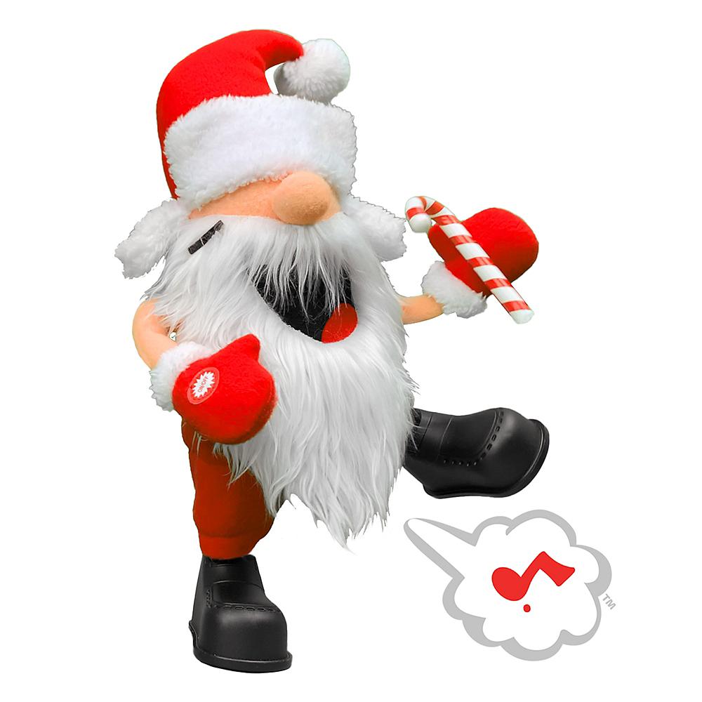 Rootin' Tootin' Santa™ Decoration Image #3