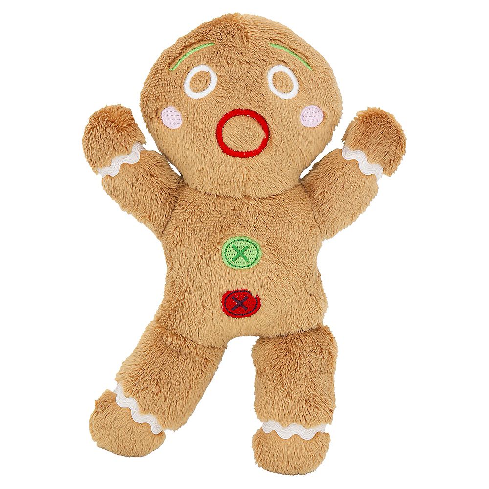 Pull String Gingerbread Man Image #2