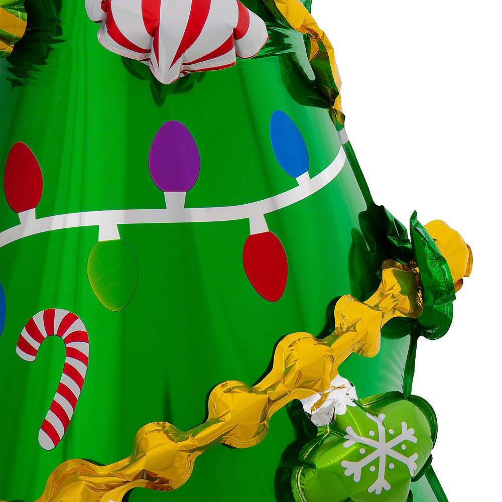 AirLoonz Christmas Tree Balloon, 59in Image #2