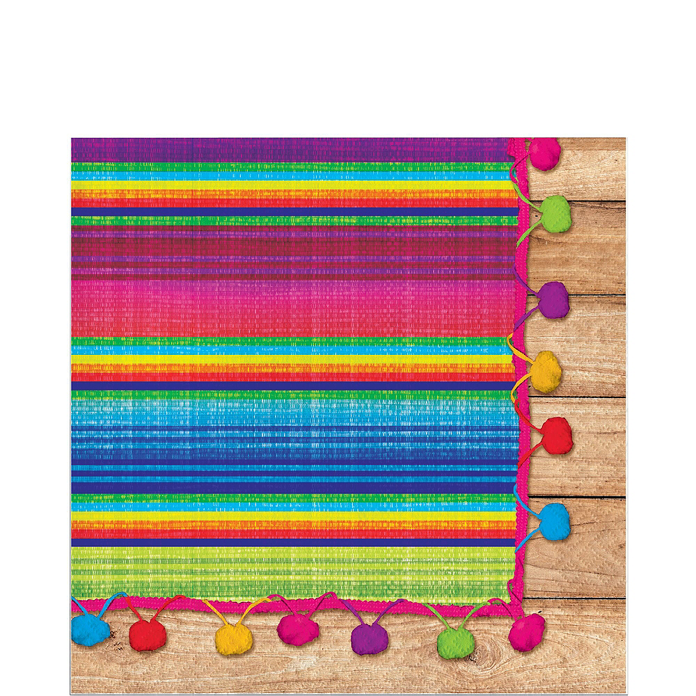 Cinco De Mayo Tableware Kit for 16 Guests Image #5
