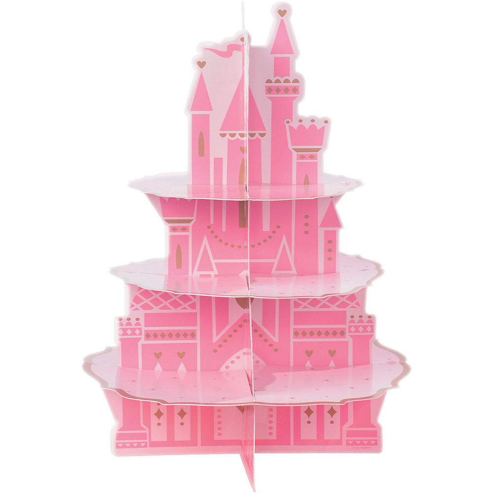 Build a Disney Princesses Cupcake Castle in a Box Image #8