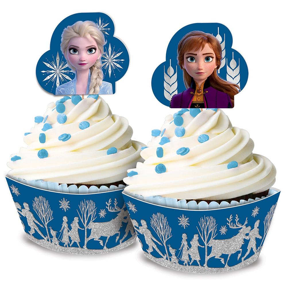 Frozen 2 Super Fun Cupcake Decorating in a Box Image #5