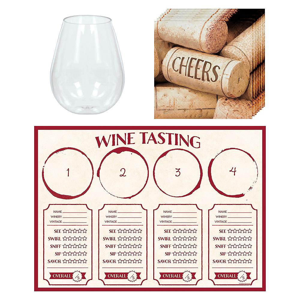 Girls Night In Wine Tasting in a Box Image #1