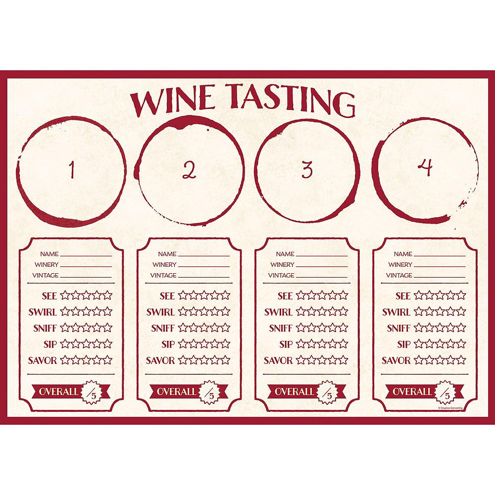 Girls Night In Wine Tasting in a Box Image #4