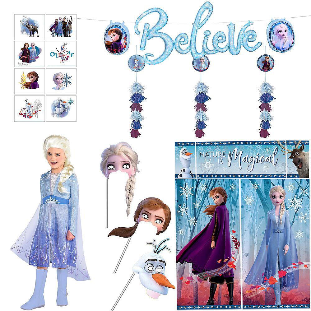 Instant Elsa & Castle Transformation in a Box Image #1
