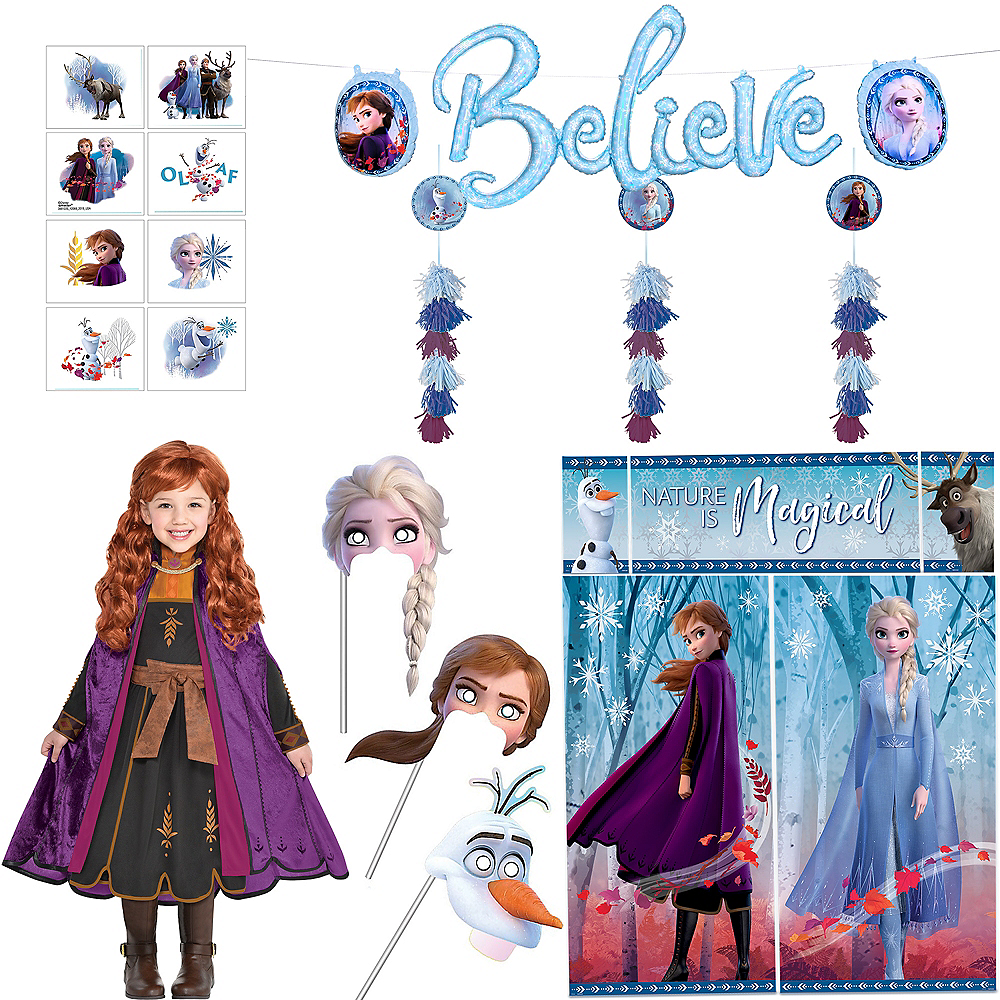 Instant Anna & Castle Transformation in a Box Image #1