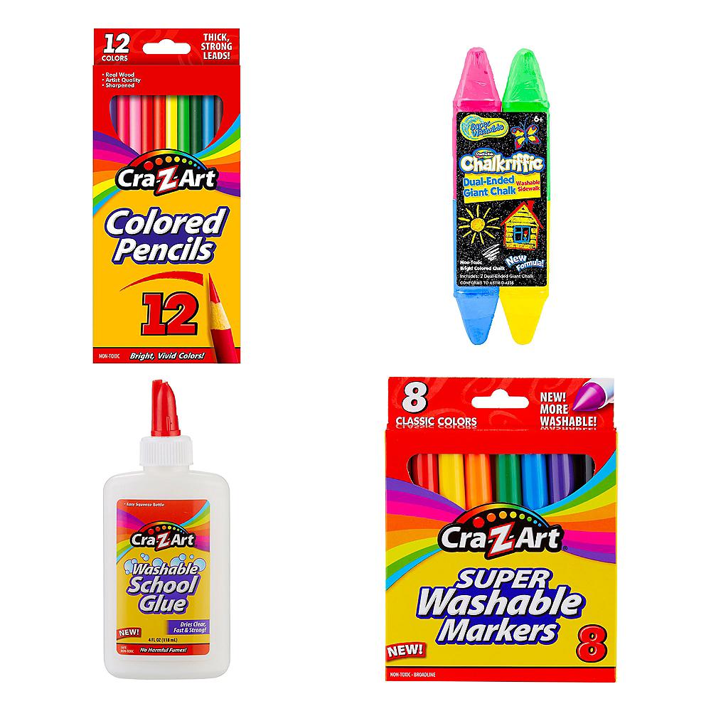 Artist Essentials Color & Doodle Tools in a Box Image #1