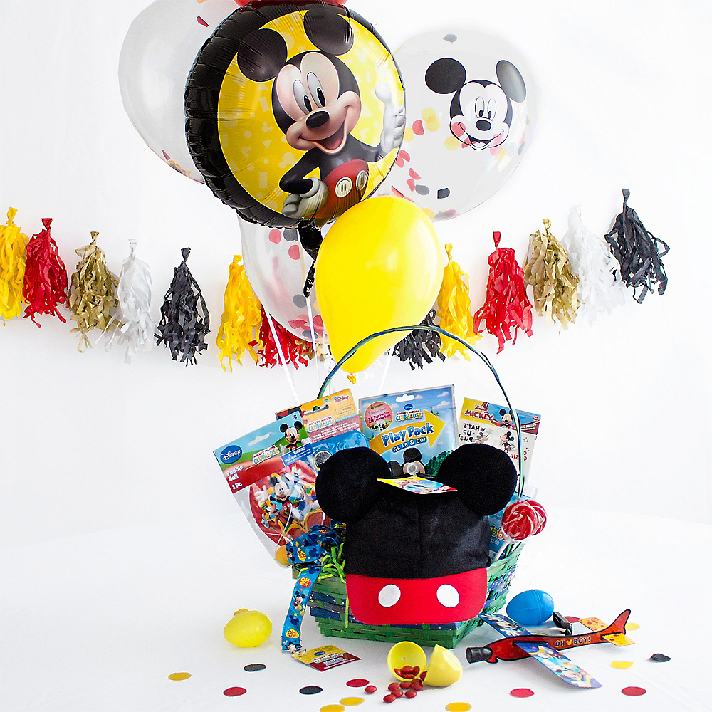 Ultimate Mickey Mouse Favorites Easter Basket Image #1