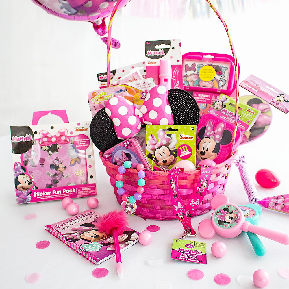 Ultimate Minnie Mouse Favorites Easter Basket Image #1