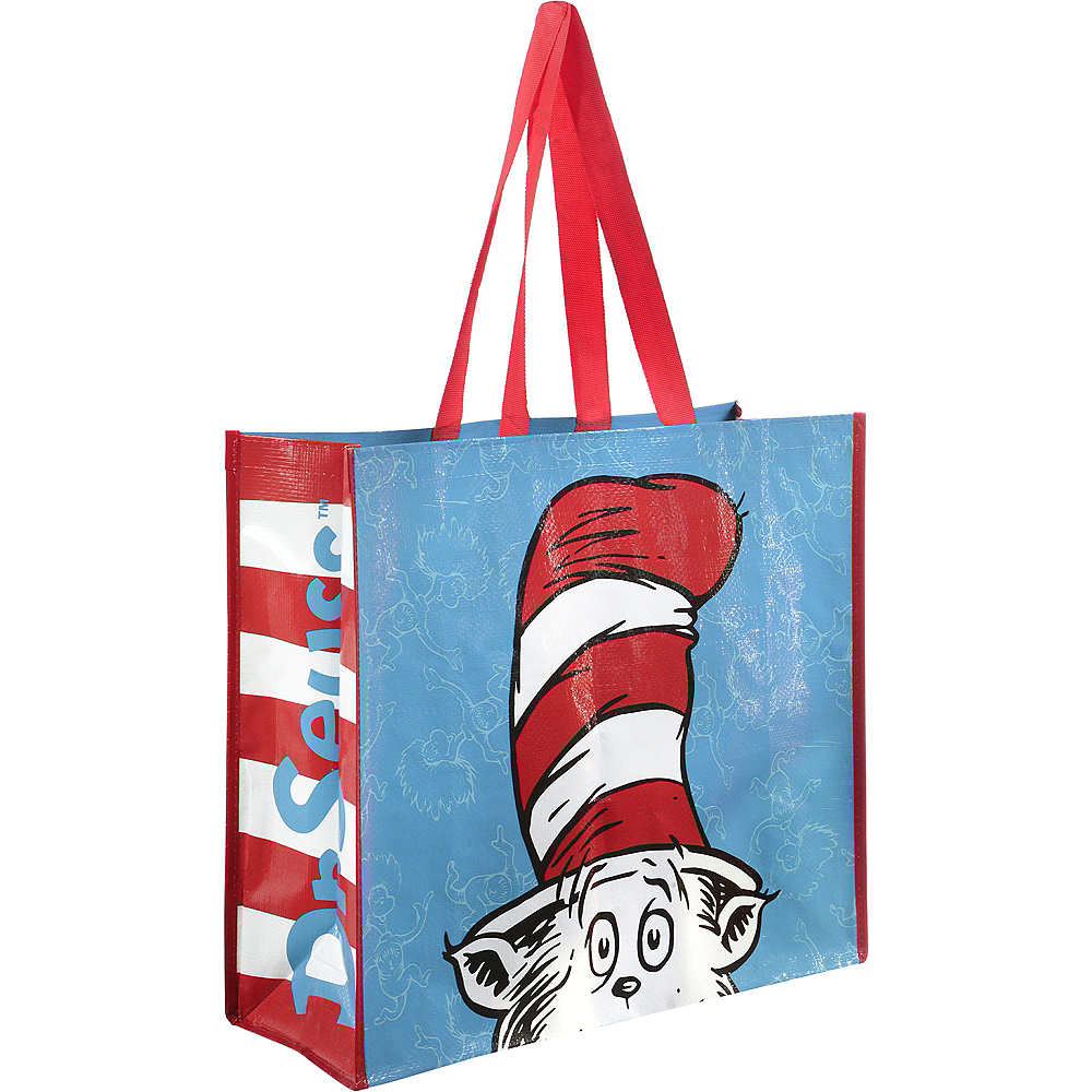 The Cat in the Hat Tote Bag - Dr. Seuss Image #1