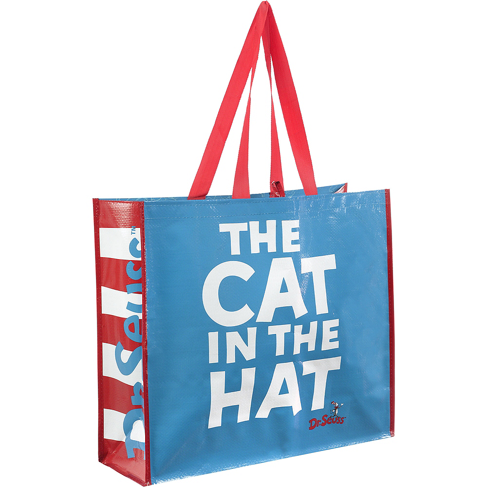 The Cat in the Hat Tote Bag - Dr. Seuss Image #2
