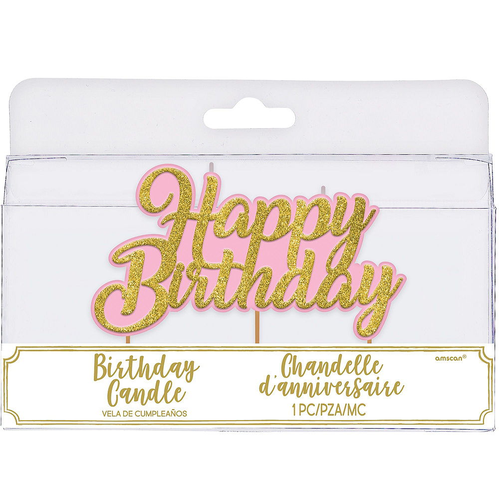 Pretty in Pink Birthday Party Kit Image #4