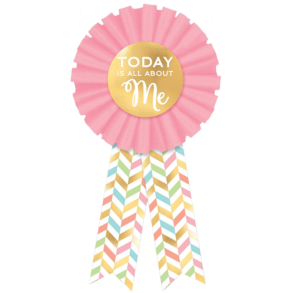 Pretty in Pink Birthday Party Kit Image #7