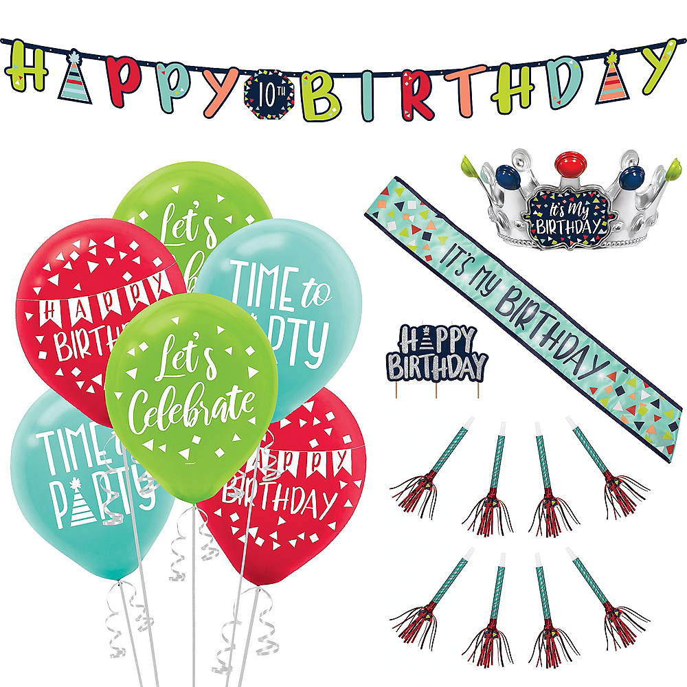 A Reason to Celebrate Birthday Party Kit Image #1